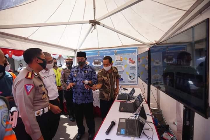Pengendara Harus Taat Berlalu Lintas! Tilang Elektronik Segera Diterapkan di Madiun