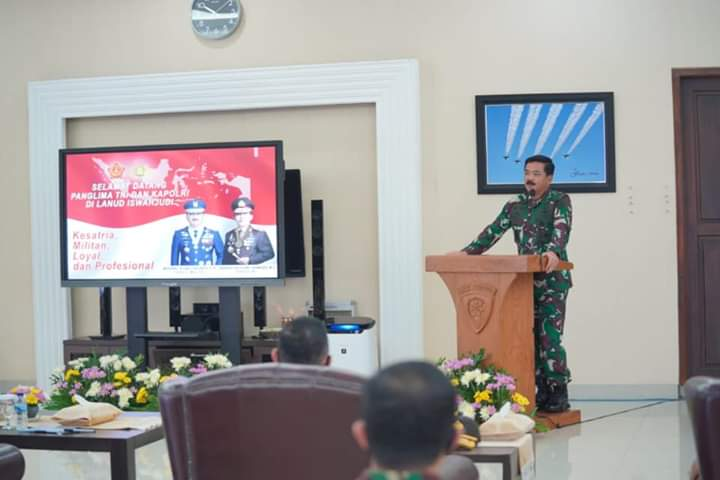 Panglima TNI dan Kapolri Apresiasi Pendekar Waras, Inovasi Pencegahan Covid-19 Pemkot Madiun