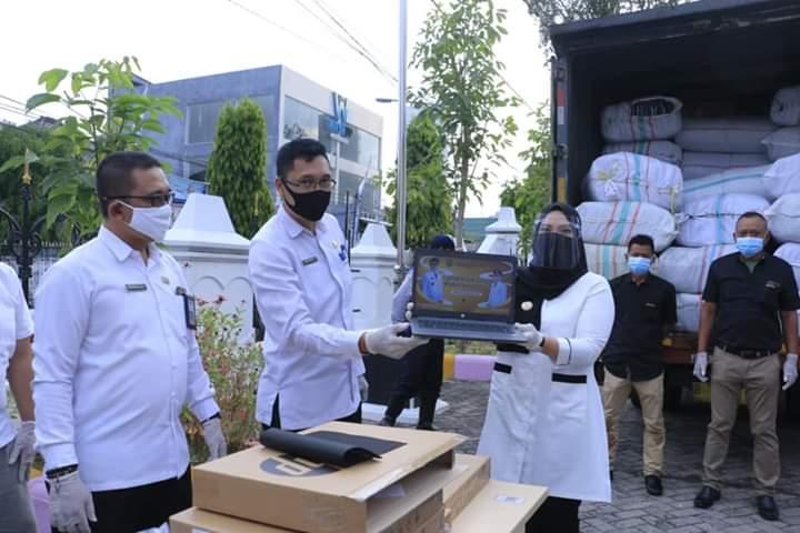 Alhamdulillah, 1.425 Unit Laptop Gratis Bagi Siswa Madiun Sudah Datang