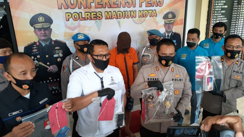 Polisi Duga Korban Polisi Gadungan Asal Ngawi Lebih dari Satu