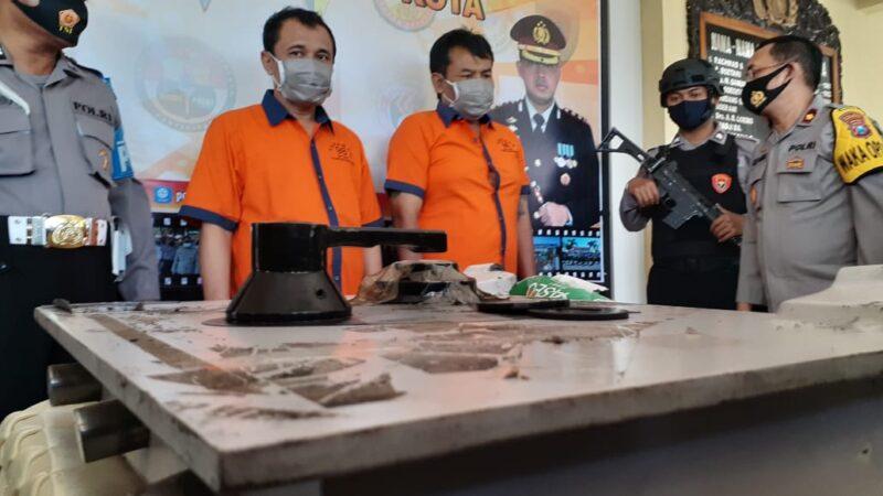 Komplotan Pembobol Brankas Gudang di Madiun Dibekuk Polisi, 1 Pelaku Masih diburu