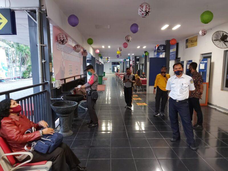 Stasiun Madiun Akan Layani Rapid Test Rp85.000, Ini Syaratnya