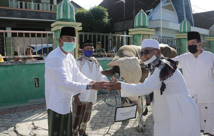 Iduladha 2020, Pemkab Ponorogo Sembelih 65 Ekor Sapi dan Kambing