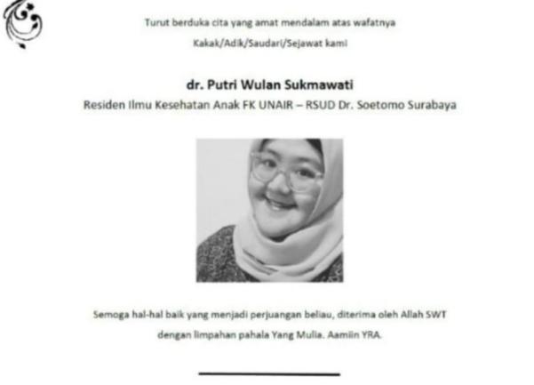 Bertambah, Dokter di Surabaya yang Meninggal Dunia Akibat Corona
