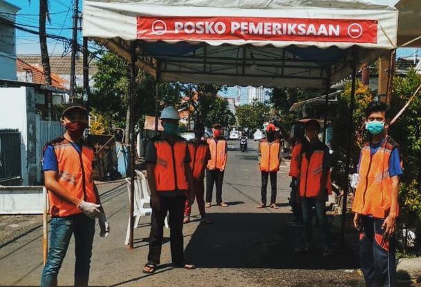 Keren! Kelurahan di Surabaya Ini Punya Sukarelawan Covid-19 yang Sukses Sembuhkan 20 Pasien