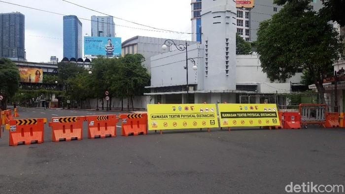 Sering Jadi Tempat Nongkrong, 3 Jalan di Surabaya Ini Kembali Ditutup