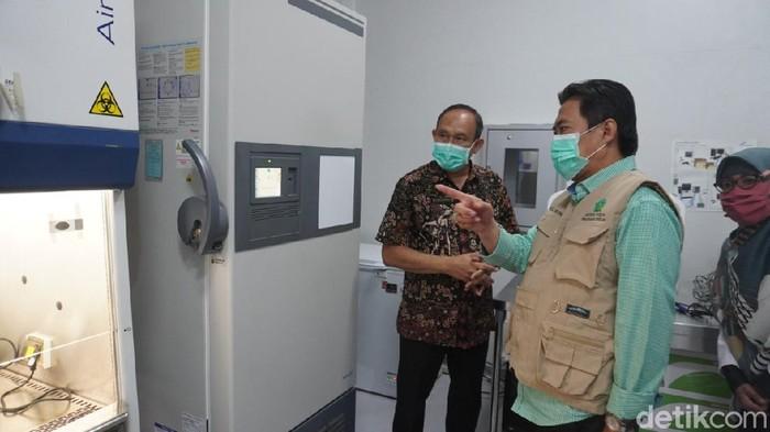Sidoarjo Kini Miliki Dua Mesin PCR Sendiri