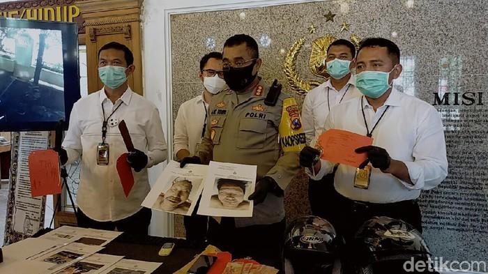 Dua Perampok yang Biasa Beraksi di Surabaya Tewas Ditembak Polisi