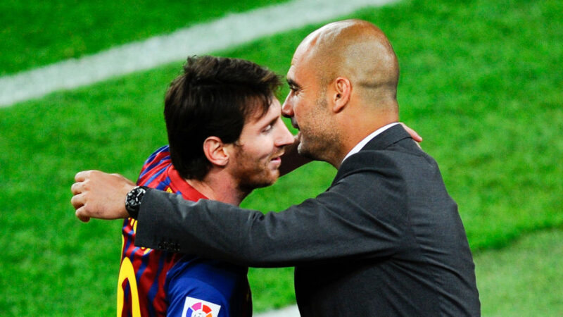 Messi Dikabarkan Hubungi Guardiola, Kata-Katanya Mematikan
