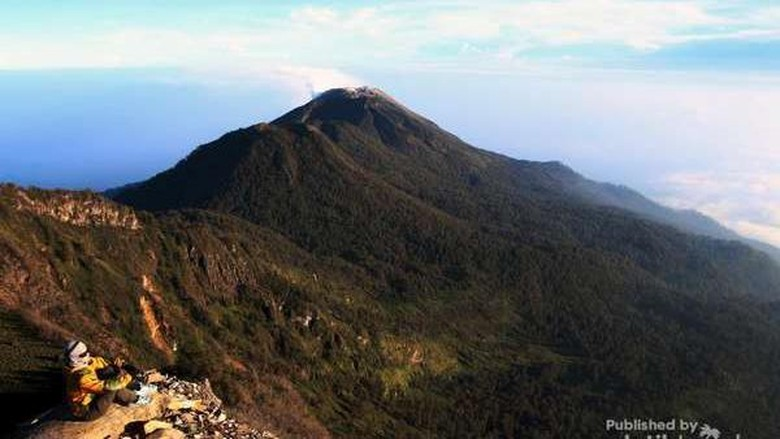 Masih Ditutup, Tak Akan Ada Pengibaran Bendera di Puncak Gunung Arjuno-Welirang