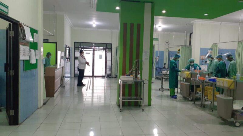 1 Dokter Positif Covid-19, 30 Dokter dan Perawat RSUD Kota Madiun Jalani Isolasi