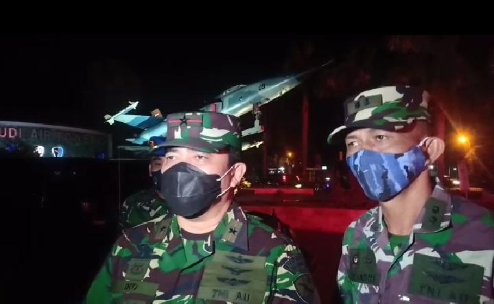 Pesawat Tempur TNI AU Tergelincir di Lanud Iswahjudi