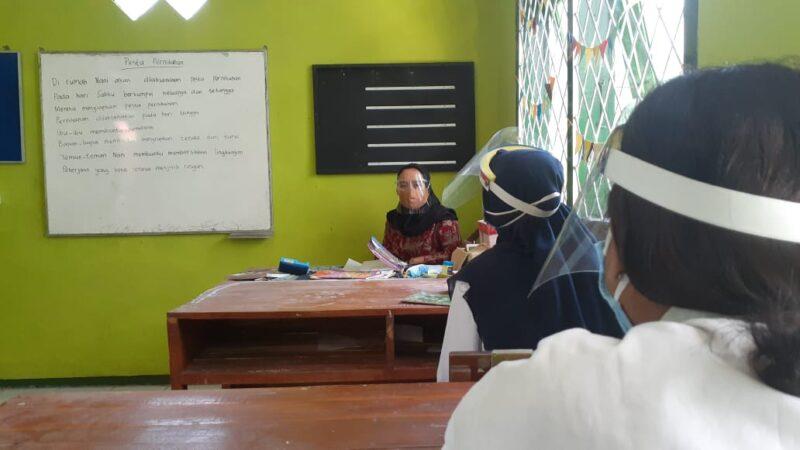 Simulasi PTM Jenjang SMA di Kota Madiun Terkendala Izin