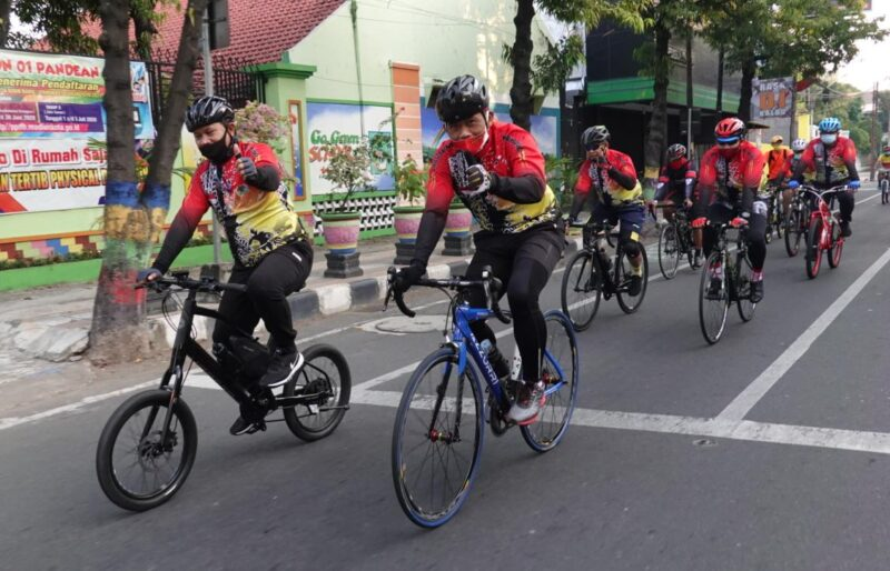 Tujuan Tersembunyi Wali Kota Madiun di Balik Pembuatan Jalur Sepeda Wisata