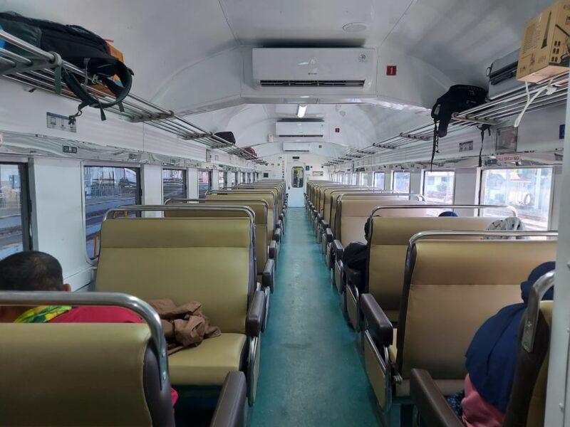 PT KAI Daops VII Madiun Mulai Buka Penjualan Tiket KA untuk Libur Nataru