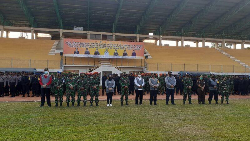 Kasus Naik Terus, Pemkot Madiun Libatkan TNI-Polri untuk Pendisiplinan Protokol Kesehatan
