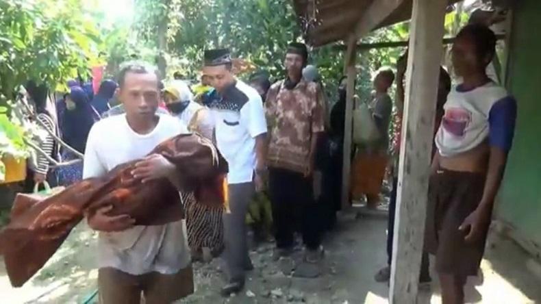 Nahas, Anak Balita di Ngawi Tewas Saat Bermain Bersama Kakak di Sungai