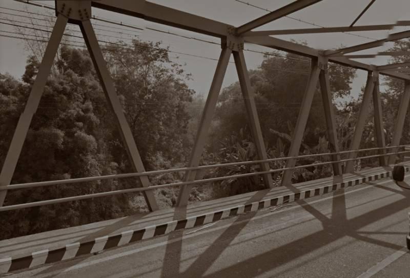 #Kamis Misteri: Kisah Arwah Gentayangan Sadikem di Jembatan Jiwan Madiun
