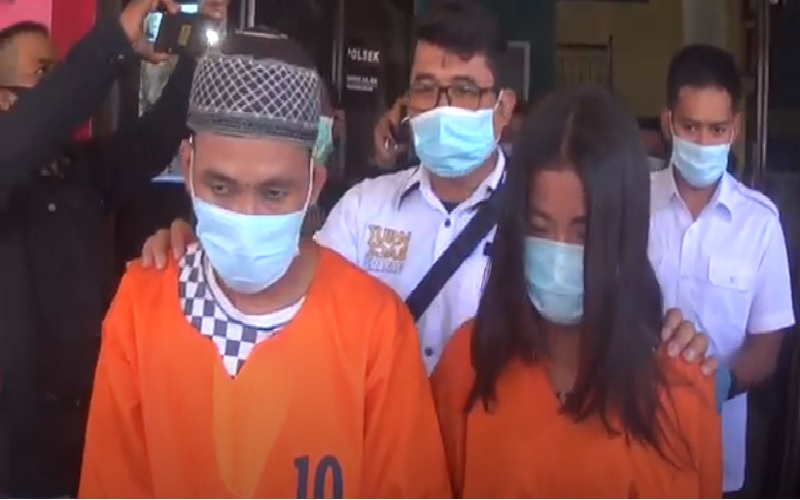 Berdalih Butuh Biaya Melahirkan, Pasutri di Surabaya Gunakan Facebook Untuk Tipu Korban