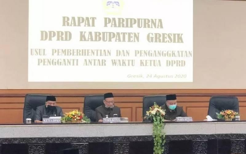 Maju Jadi Cabup Lewat PDIP, Gus Yani Dicopot dari Jabatan Ketua DPRD