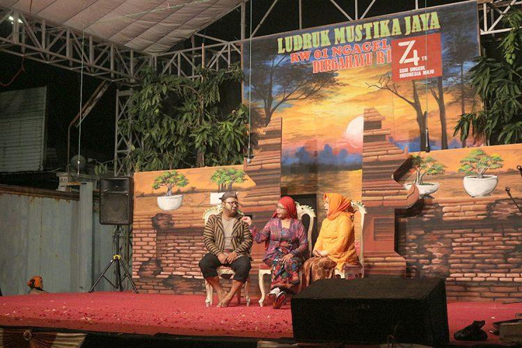 Pemkot Surabaya Siapkan Pola Baru Untuk Seniman Agar Bisa Tetap Berkarya