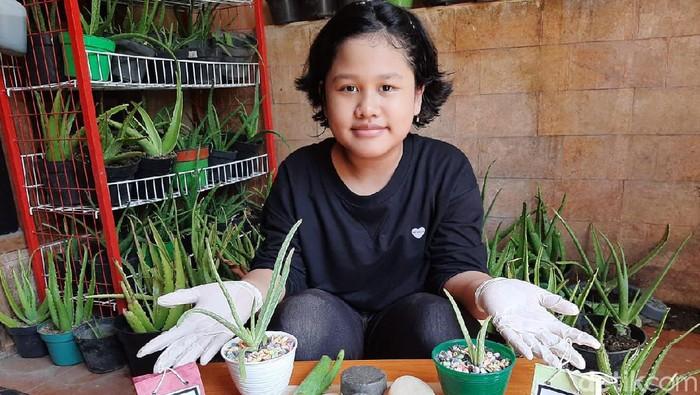 Kreatif! Siswa SD Ubah Lumpur Lapindo Jadi Sabun Antibakteri