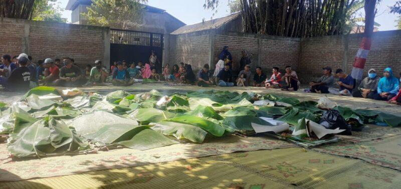 Gelar Bersih Desa, Wujud Syukur Warga Desa Tiron Madiun Meski Pandemi Masih Melanda