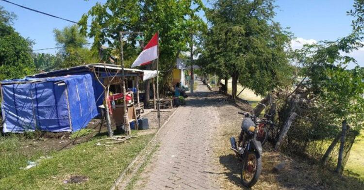 Sidoarjo Masih Berstatus Zona Merah, Namun Dusun Ini Tetap Steril dari Covid-19