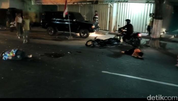 Dua Sepeda Motor Tabrakan di Blitar, Empat Orang Tewas