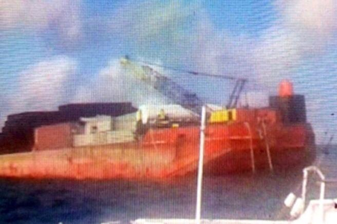 Kapal Penarik Tongkang Gresik Hilang di Perairan Bima, Diduga Terbakar