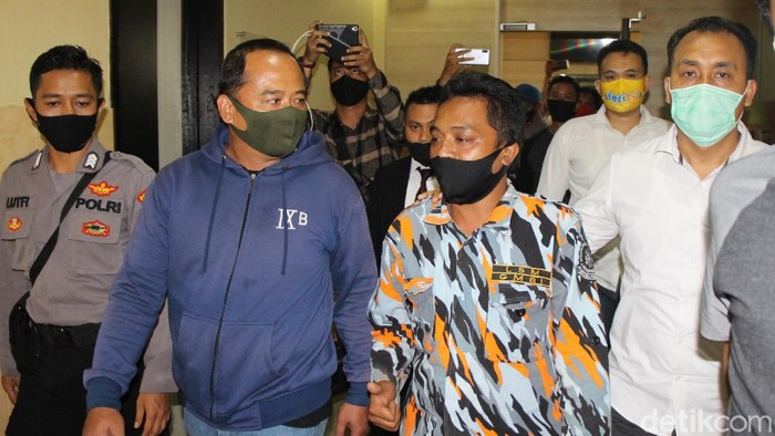 Keroyok Dokter Jaga, Ketua LSM GMBI Banyuwangi Dijebloskan ke Tahanan Polda Jatim