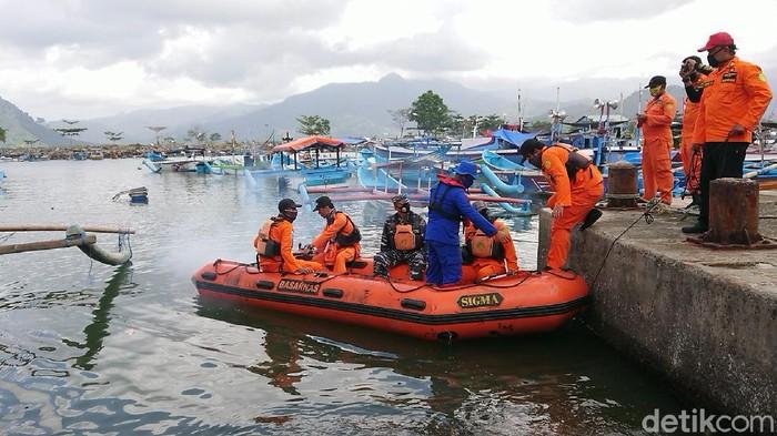 Tersabet Tali Jaring Hingga Pingsan, Seorang Nelayan Trenggalek Hilang di Perairan Selatan Jawa