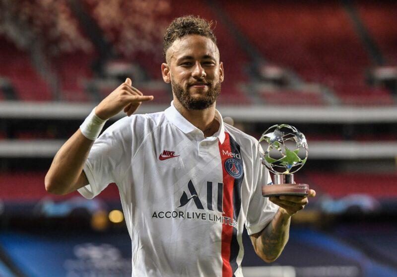 Meski Tak Cetak Gol, Neymar Jadi Pahlawan PSG Atasi Atalanta
