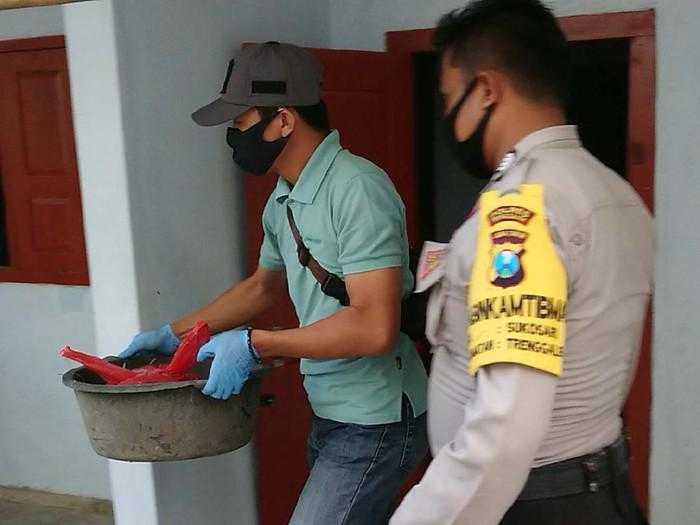 Remaja 17 Tahun Ayah Bayi yang Tewas di Kantong Plastik Tertangkap Polisi Trenggalek