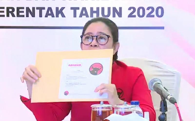 PDIP Kembali Tunda Pengumuman Cawali Surabaya, Tapi Sudah Tentukan Nama