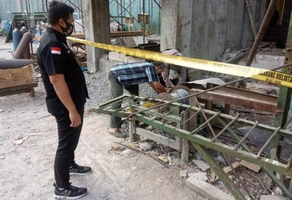 Sling Lift Putus, 4 Pekerja Proyek RSI Unisma Malang Meninggal, 6 Luka-Luka