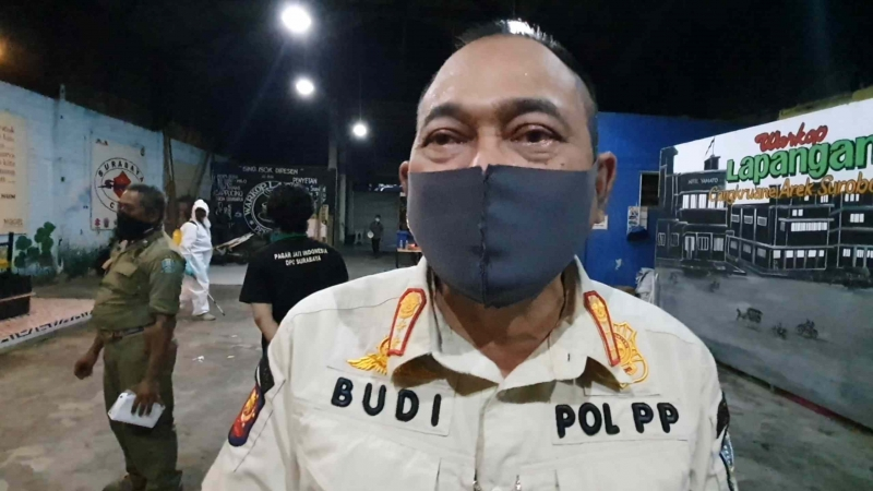Mulai Besok Pergub Jatim No. 53/2020 Berlaku, Denda Rp250.000 Bagi yang Tak Pakai Masker Berlaku