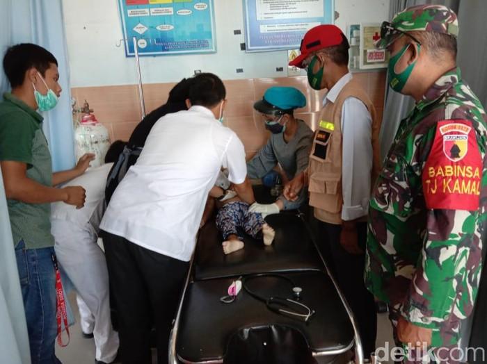 Nahas, Ikut Ayah Mandi di Laut Bocah 4 Tahun di Situbondo Tenggelam