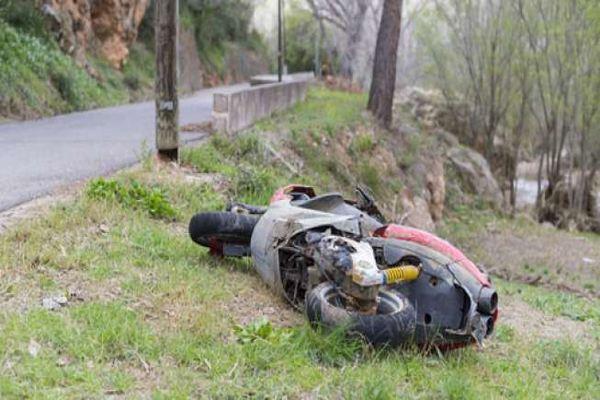 Duel Sesama Motor di Sidoarjo, Satu Pengendara Terpental dan Meninggal