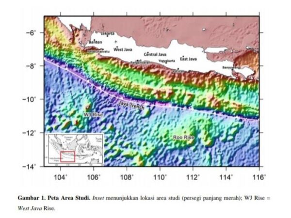 Waspada! Potensi Tsunami 20 Meter dan Gempa Besar di Jatim