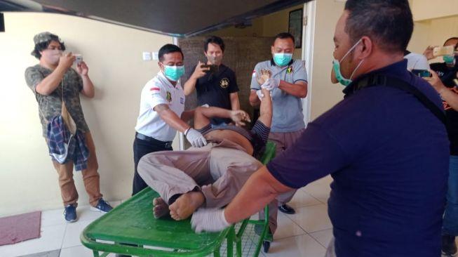 Polisi Surabaya Tembak Mati Bandar Besar Narkoba Lintas Daerah
