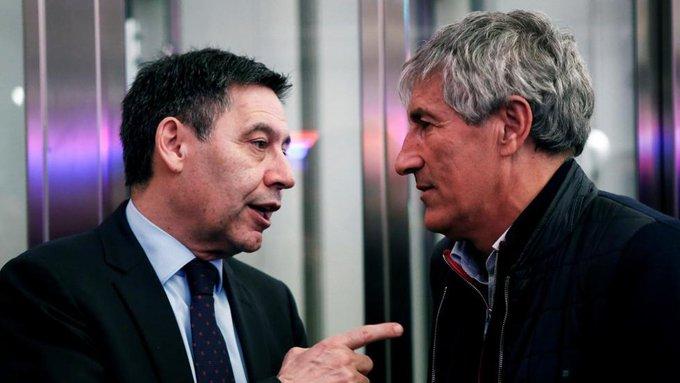 Tak Terima Dipecat Secara Tak Layak, Setien Seret Barcelona ke Pengadilan