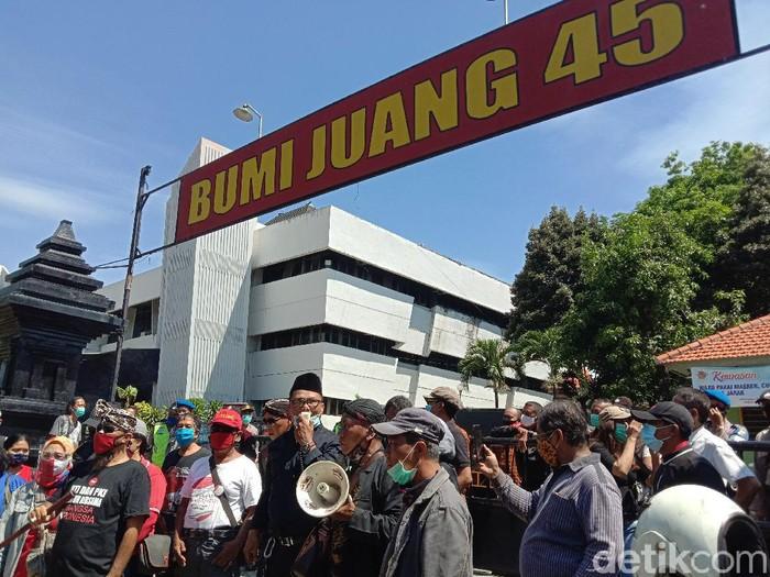 Dapat Penolakan dari KITA dan Tak Berizin, Acara KAMI di Surabaya Batal