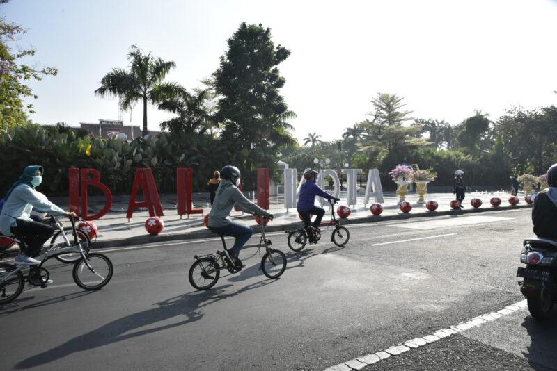 Asyik, Pemkot Surabaya Siapkan Layanan Sewa Sepeda Angin Berbasis Aplikasi