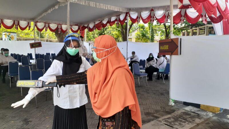 Duh, 2 Peserta SKB CPNS Kota Madiun Reaktif Rapid Test