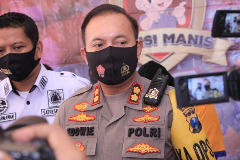 Duh, 3 Anggota Polres Madiun Terpapar Corona dan Belasan Anggota Reaktif