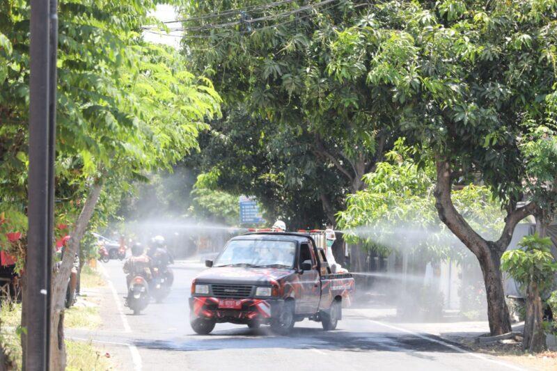 Setahun Pandemi, Tak Ada Warga di Kelurahan Kuncen yang Positif Covid-19