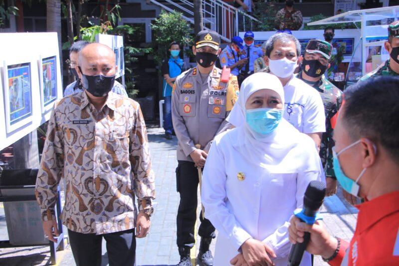 Khofifah Klaim Jatim Miliki Jumlah Bed Isolasi Pasien Covid-19 Terbanyak di Indonesia