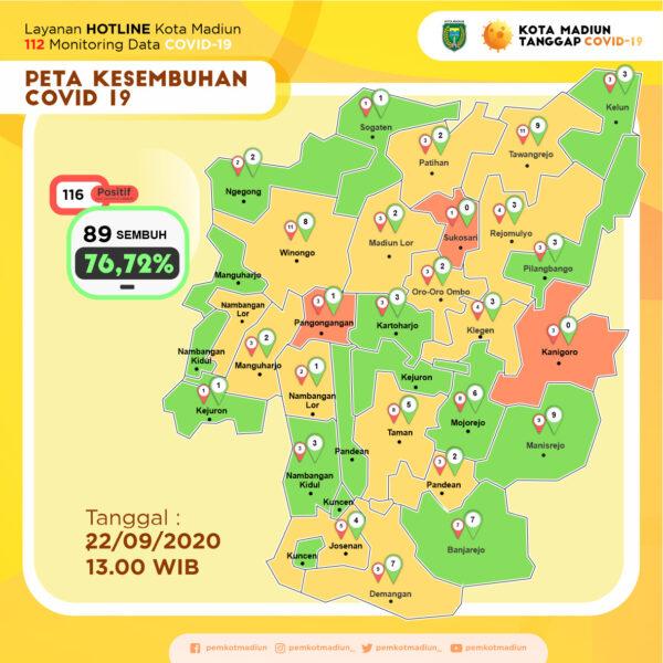 Dikunjungi Saudara dari Surabaya, Nenek-Nenek di Madiun Terkonfirmasi Positif Covid-19