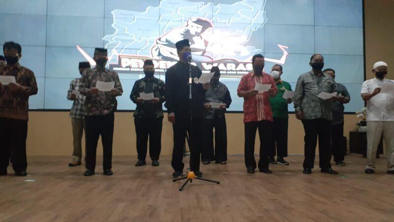 Pesilat Bikin Onar di Kota Madiun, Langsung Dimasukkan ke Markas Yonif 501